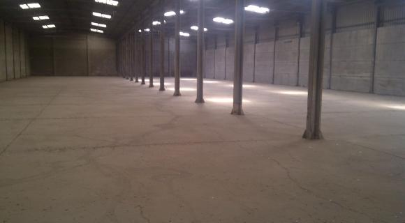 2.000 m2 nave para almacenaje a granel